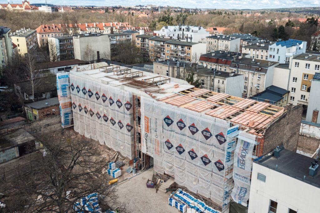 Smart Loft zdjęcia z drona (4)