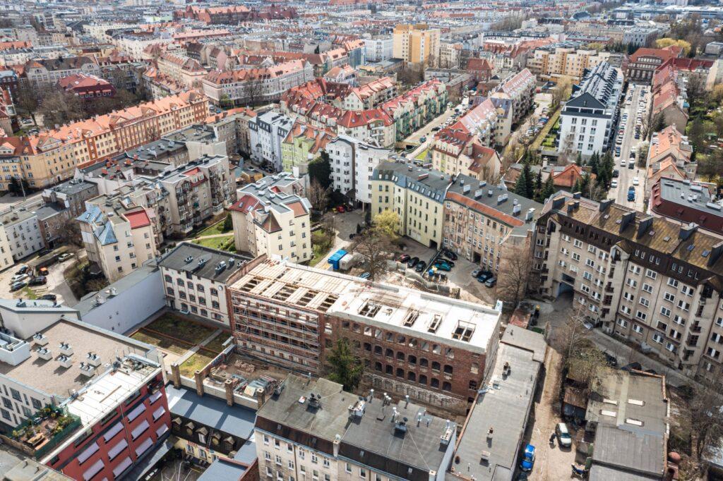 Smart Loft zdjęcia z drona (8)